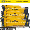 Chisel Diameter 140mm Box Mounted Hydraulic Breaker