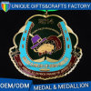 Antique Metal Sports Medal for Competition with New Design