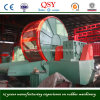 China Used Rubber Tires Recycling Machines / Waste Tire Shredder Machine