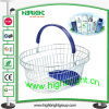 Cosmetic Shop Wire Baskets