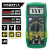2000 Counts Professional Digital Multimeter (MS8321A)
