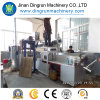 Extruded dry dog food processing extruder with SGS