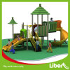 Outdoor Kids Playground Equipment with Swings and Slides