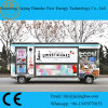 2017 Hot Sale Electric Mobile Food Trucks