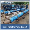 Submersible Mine Dewatering Pumps Manufacturer