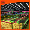 Mich Indoor Trampoline with Foam Pit
