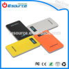 Popular 4000mAh Potable RoHS Power Bank for iPhone/iPad