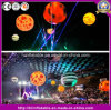 Party Decorative Inflatable Moon Plante Ball with LED Lights