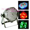 RGBW 3wx54 Waterproof PAR Lamp Stage Light with DMX512 Aluminum Spot Light Disco Effect LED Party