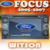 Witson Special Car DVD Player GPS for Ford Focus 2005-2007 (W2-D9672)