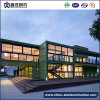 China Flat Pack Container House Office Container with Steel Frame