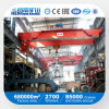 Qdy Type Crane Double Beam Foundry Crane