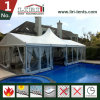 Outdoor Extendable High Peak PVC Marquee Party Tents for 2000 Guests