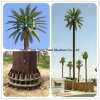 Artificial Outdoor Bottle Shape Coconut Palm Trees Tower
