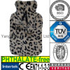 Hot Water Bottle Cover Leopard Plush Cover