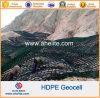 Smooth Textured Surface Plastic HDPE Geoweb Geocells