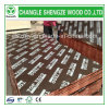 Construction Grade Concret Work Plywood 18mm