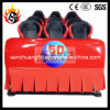 5D Theater Equipment with Cinema Cabin for Outdoor Use