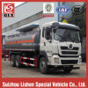 3 Axles 16cbm Carbon Steel Fuel Tank Truck