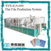 Flat File/Plastic Files Production System