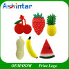 Cartoon Fruits USB Pendrive Strawberry PVC USB Flash Drive