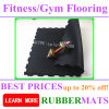 Heavy Duty Rubber Gym Vinyl Flooring for Gym