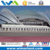 6X27m Clear Span Aluminum PVC Tent for Sport Event