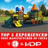 2014 Plastic Slide Type Outdoor Amusement Equipment Toys (HD14-105A)