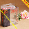China UV Printed Clear PVC Collapsible Plastic Box Pallets