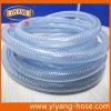 Soft PVC Transparent Braid Reinforced Hose