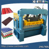 Ce Certificated Roof Panel Cold Roll Forming Machine From China