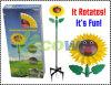 Garden Lawn Sunflower Sprinkler (HT1024N)