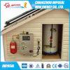Split Heat Pipe Solar Collector