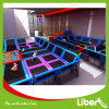 Liben Prices of Indoor Trampoline Room with Safety Net Enclosure