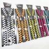 Fashion Jacquard Plaid Student Suspenders (YMKS061524)