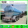 Tri Axle 42000liters Fuel Aluminum Tank Trailer