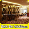 Modern Design Laser Cut Decorative Stainless Steel Room Divider