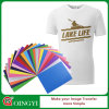 Smooth PU Heat Transfer T-Shirt Vinyl Sheets