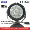 New Powerful 40W Round CREE LED Work Light for Heavy Duty Machinery (GT24003-40W)
