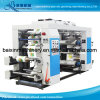 Thin Plastic Flexographic Printing Machine