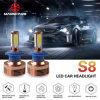 Markcars Head Lamp LED Auto Light Bulb
