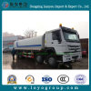 HOWO 8X4 30 Cubic Water Tank Truck with Flat Cab