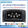 Factory OEM 2 DIN Screen Car GPS Navigation for Fulwin 2