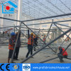 Large Span Light Weight Space Truss Frame Steel Structure for Factory Building