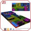 Parkour Jumping Zone, Dodgeball Trampoline Area, Slam Dunk Trampoline Court