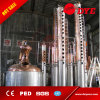 Steam Heating Copper Monshine Still Includes Distillation Column Vodka Distillery for Sale