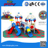 Manufacturer Used Commercial Plastic Big Park Kids Outdoor Residential Playground Equipment