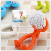 Heart-Shaped Lovely Multi-Purpose Kitchen Cleaning Brush 14*6.5*4cm