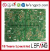 PCB Circuit Board for Security Data Transmission Manufacturing