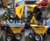 New Design Wheelbarrow for Construction, Garden Use Wheelbarrow for Garden, China Industrial Wheelbarrow Equipment